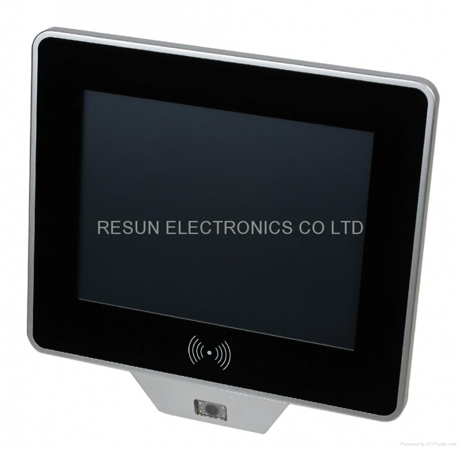 Resun Electronics Co Ltd Fanless Panel PC Built-in Barcode Scanner And RFID Reader - Fanless Panel PC Built-in Barcode Scanner And RFID Reader by Resun Electronics Co Ltd